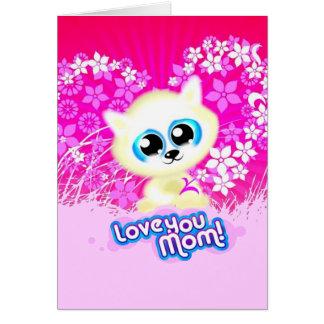 Carte Aimez-vous maman