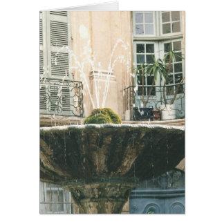Carte Aix-en-Provence
