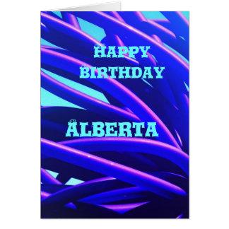 Carte Alberta