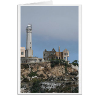 Carte Alcatraz