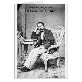 Carte Alexandre Dreyschock