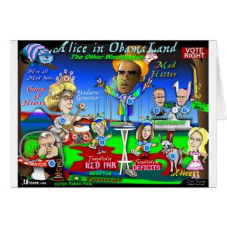 Carte Alice dans ObamaLand