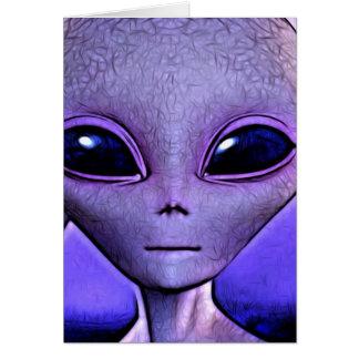 Carte Alien