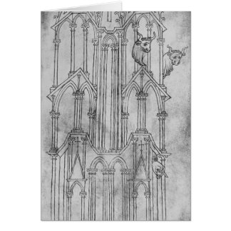 Carte Altitude de la tour de la cathédrale de Laon