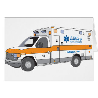 Carte Ambulance