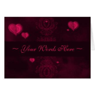 Carte Amour DCcustom07
