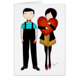 Carte Amour de couples