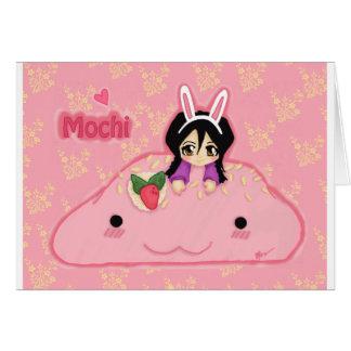 Carte Amour de Mochi. Print2