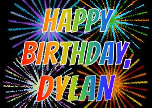 Invitations Faire Part Cartes Anniversaire Dylan Zazzle Be