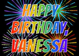 Invitations Faire Part Cartes Anniversaire Vanessa Zazzle Be