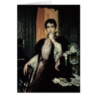 Carte Anna Karenina, 1904