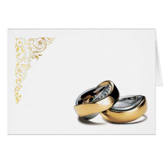 Carte Anneaux de couples