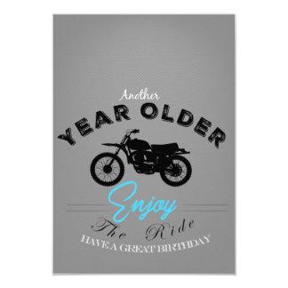 Carte Année de cycliste plus ancienne