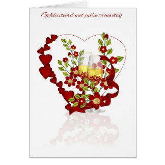 anniversaire de mariage en neerlandais