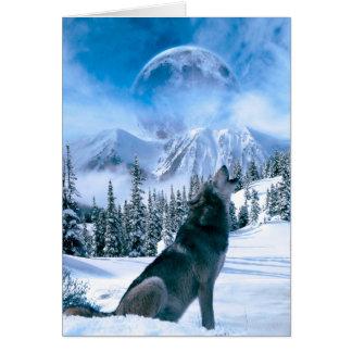 Carte Appel de loup
