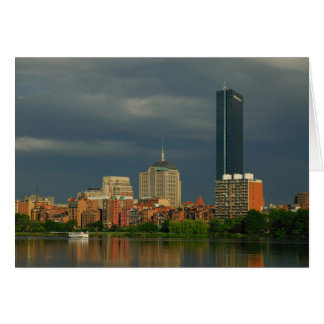 Carte Après-midi de Boston
