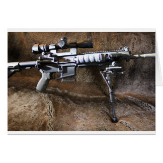 Carte AR-15 tactique