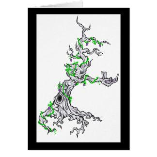 Carte arbre 303