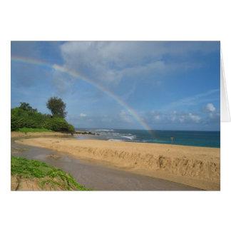 Carte Arc-en-ciel de Kauai