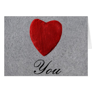 Carte Arrière-plan d'ardoise Love you