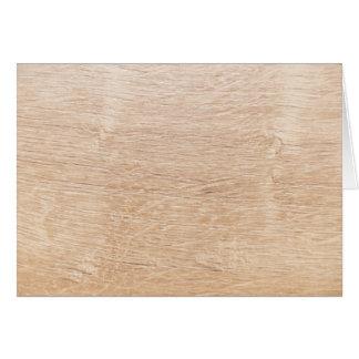 Carte Arrière-plan de bois