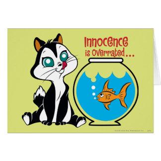 Carte Atermoyez l'innocence est surestimé