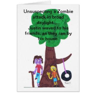 Carte Attaques de zombi de lumière du jour