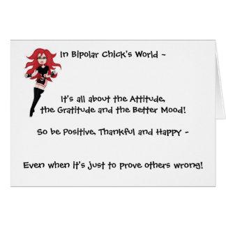 Carte Attitude