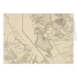 Carte Automnes de Hampton, auburn