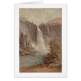 Carte Automnes du Nevada, Yosemite (1252)