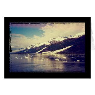 Carte Aventure d'Alaska analogue