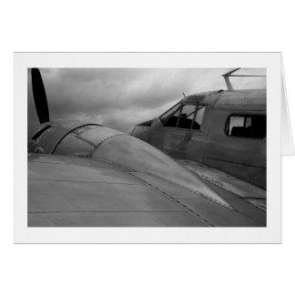 Carte Avions vintages #03