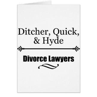 Carte Avocats spécialisés en divorce