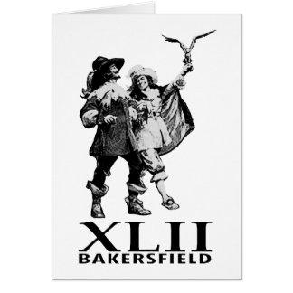 Carte Bakersfield 2012