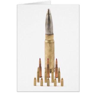 Carte Balles - munitions