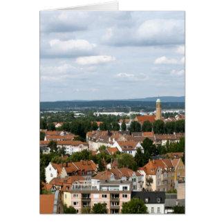 Carte Bamberg