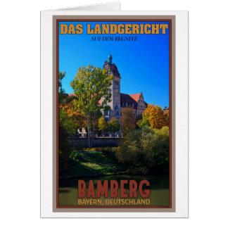 Carte Bamberg - DAS Landgericht