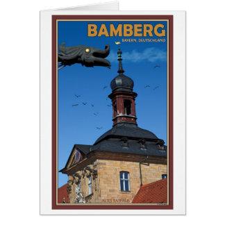 Carte Bamberg - trombe