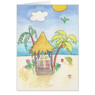 Carte Barre de plage