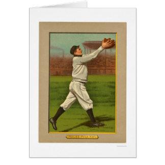 Carte Base-ball 1911 de Magee Phillies de xérès