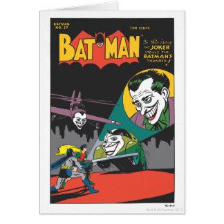 Carte Batman #37 comique
