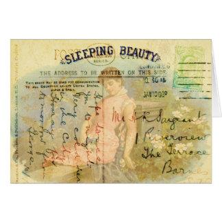 Carte Beauté de sommeil