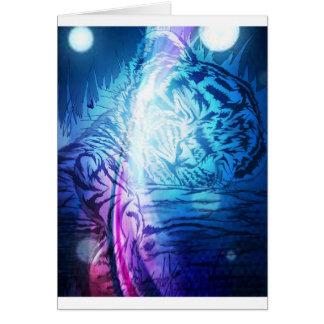 Carte Bébé pourpre Tiger.jpg de vague