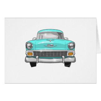 Carte Bel Air 1956 de Chevrolet