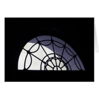 Carte Belle fenêtre