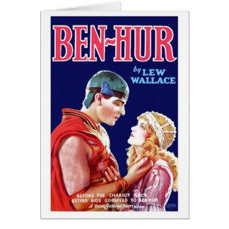 Carte Ben-Hur (1925)