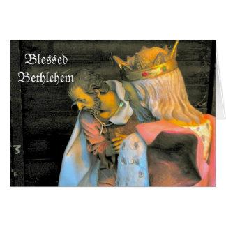 Carte Bethlehem béni