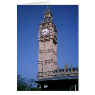 Carte Big Ben