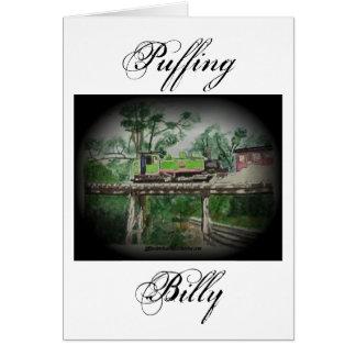 Carte Billy de soufflage