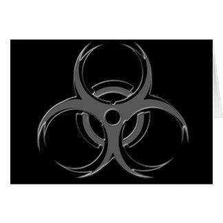 Carte Biohazard X
